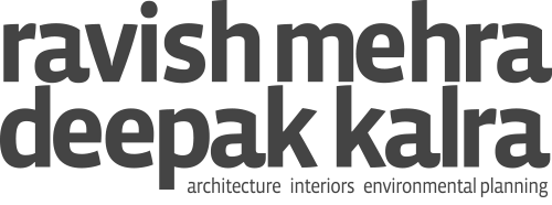 RAVISH MEHRA DEEPAK KALRA ARCHITECTS